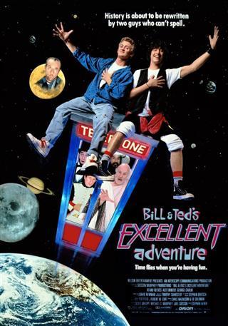 Bill and Ted's Excellent Adventure (anglais avec s.t.f.) - Festival Rétromania