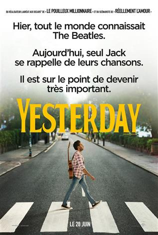 Yesterday (Version française)