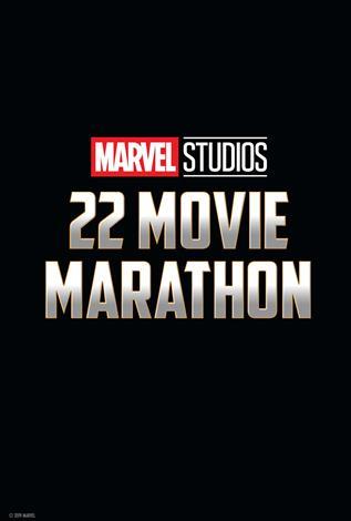 Marvel Studios' 22-Movie Marathon