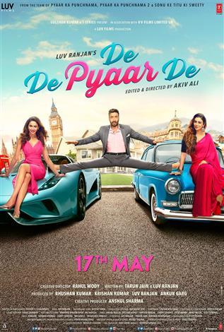 De De Pyaar De (Hindi w/e.s.t.)