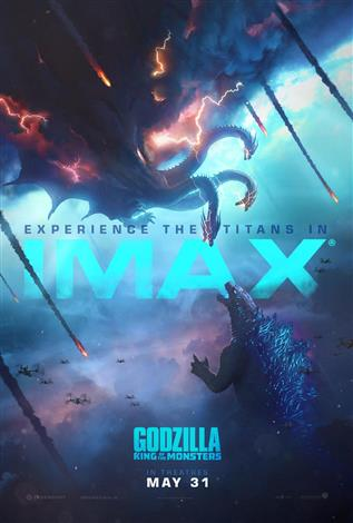 Godzilla: King Of The Monsters – The IMAX Experience®
