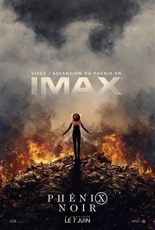 Phénix noir - L'Expérience IMAX