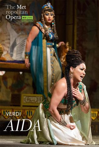 Aida (Verdi) Italian avec s.-t.fr. REDIFFUSION  - Metropolitan Opera