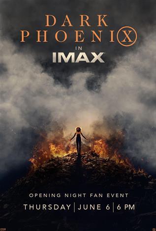 Dark Phoenix - IMAX Fan Event