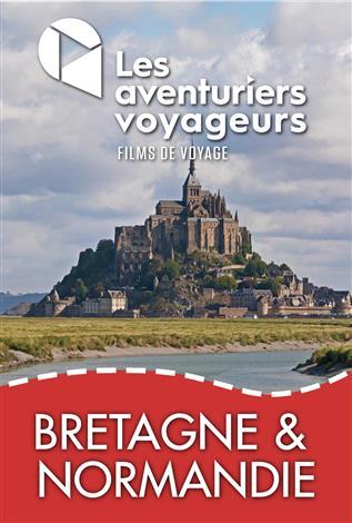 Bretagne et Normandie - Les aventuriers voyageurs