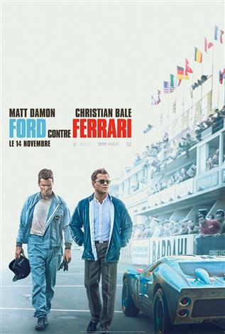 Ford contre Ferrari (Version française)