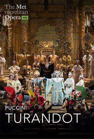 Turandot (Puccini) Italien avec s.-t.fr. REDIFFUSION – Metropolitan Opera