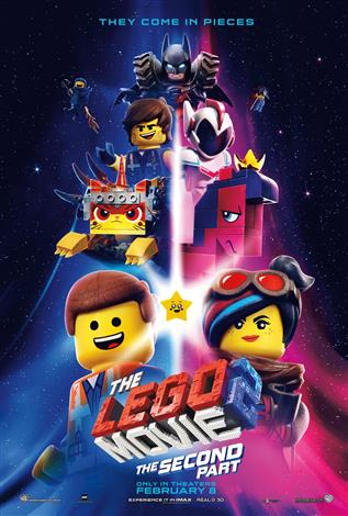 The Lego Movie 2: The Second Part - Family Favourites