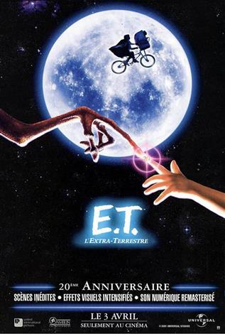 E.T. - L'extra-terrestre - Les films en famille