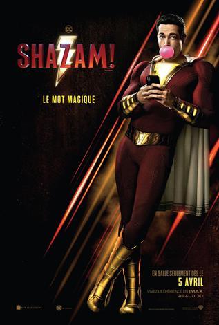 Shazam! (Version française) - Les films en famille