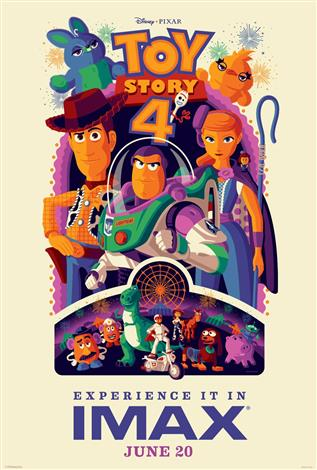 Toy Story 4 – The IMAX Experience®