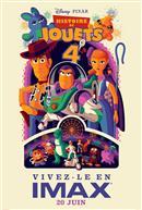 Histoire de jouets 4 - L'Expérience IMAX