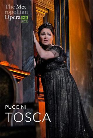 Tosca (Puccini) Italian w/e.s.t. ENCORE – Metropolitan Opera
