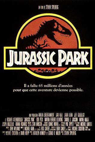 Jurassic Park (version française) - Festival Rétromania