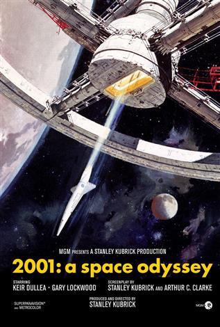 2001: Space Odyssey - Flashback Film Series
