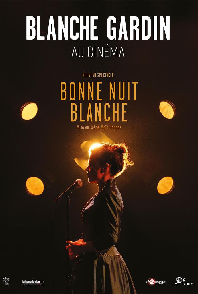 Blanche Gardin au cinéma