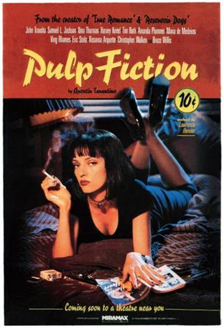 Pulp Fiction - VIP