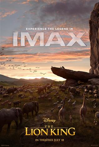 The Lion King: An IMAX 3D Experience®
