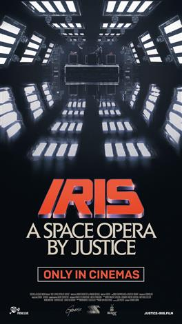 Iris: A Space Opera by Justice (Italian w/e.s.t.)