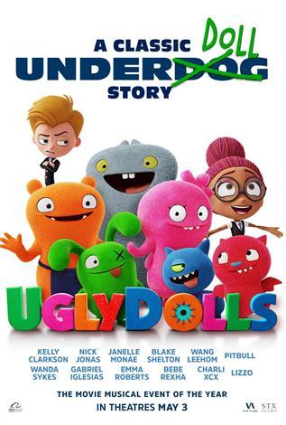 UglyDolls - Family Favourites