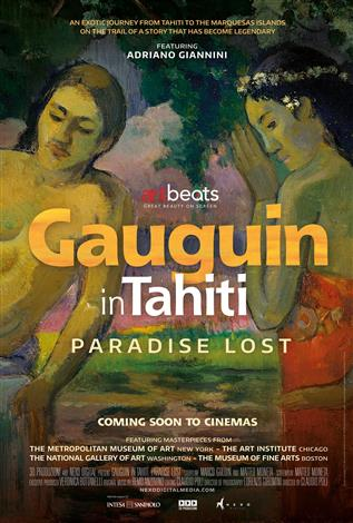 Gauguin in Tahiti. Paradise Lost