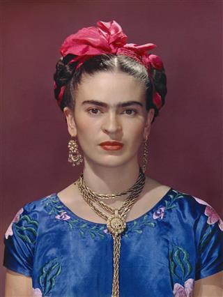 Frida Kahlo: Exhibition on Screen