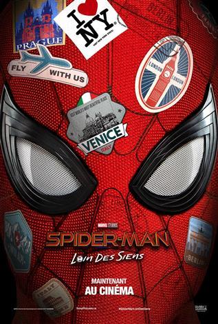 Spider-Man : loin des siens - Les films en famille