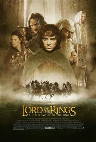 The Lord of the Rings: The Fellowship of the Ring: Extended Edition - Flashback Film Series