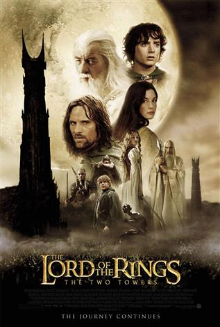 The Lord of the Rings: The Two Towers: Extended Edition - Flashback Film Series