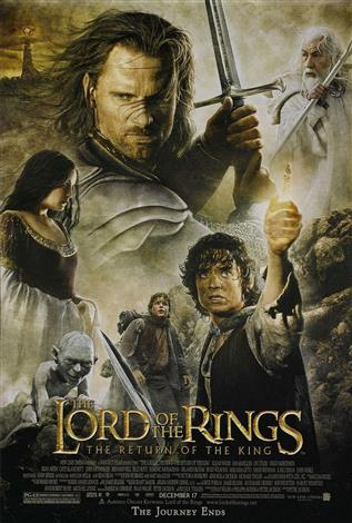 The Lord of the Rings: The Return of the King: Extended Edition - Flashback Film Series