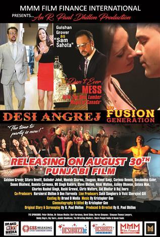 Desi Angrej: The Fusion Generation (Punjabi)