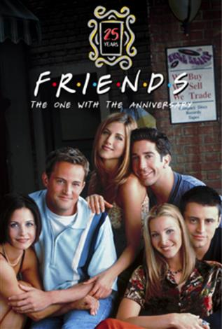 Friends 25th - Event Two