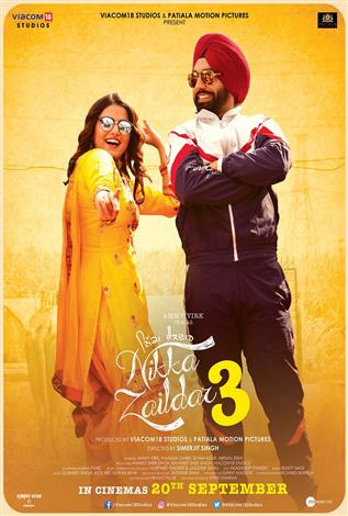 Nikka Zaildar 3 (Punjabi w/e.s.t.)