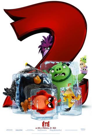 Angry birds 2 le film (Version française) - Les films en famille