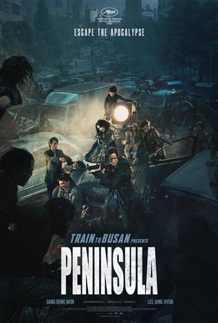 Train To Busan Presents: Peninsula (Korean w/e.s.t.)