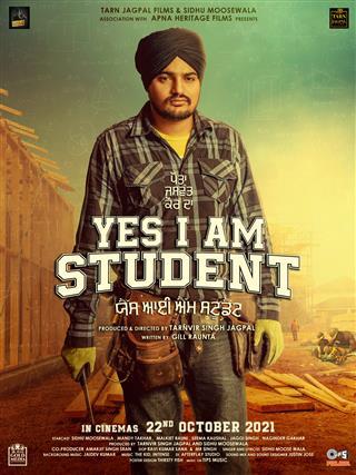 Yes, I Am Student (Punjabi w/e.s.t.)