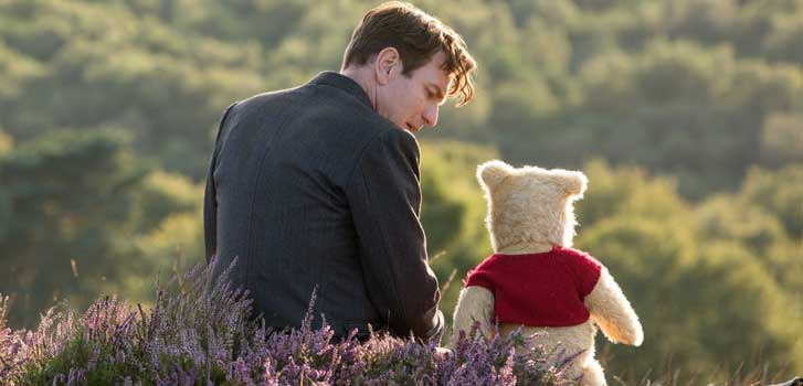 Relive – or create – beloved childhood memories with Disney's Christopher Robin