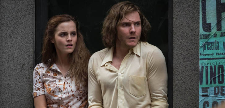 Emma Watson and Daniel Bruhl join a cult in first Colonia trailer