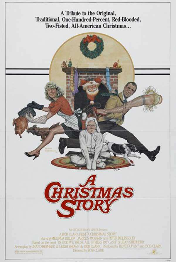 poster for A Christmas Story