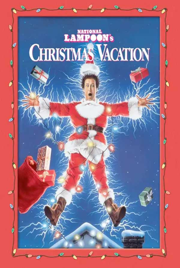 poster for Nat'l Lampoon's Christmas Vacation