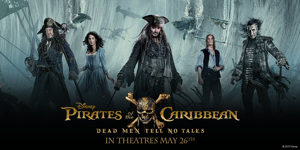 Pirates of the Caribbean Contest
