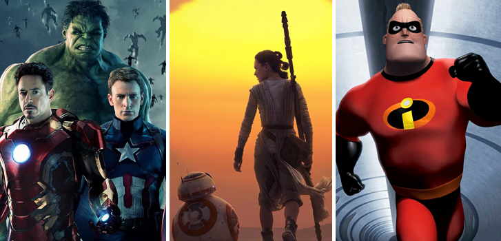 Avengers: Infinity War, The Incredibles 2, and Star Wars are among the highlights of D23!