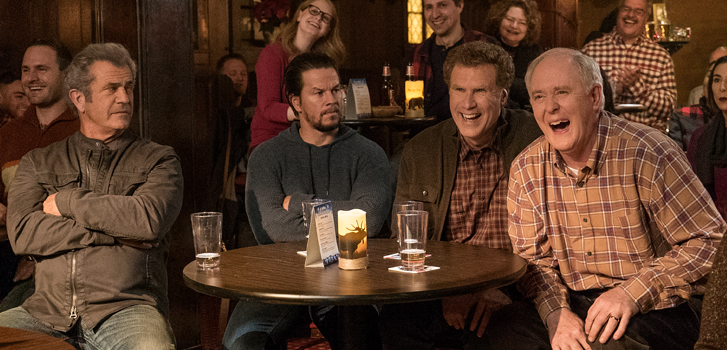 Will Ferrell, Mark Wahlberg, John Cena and more talk Daddy's Home 2