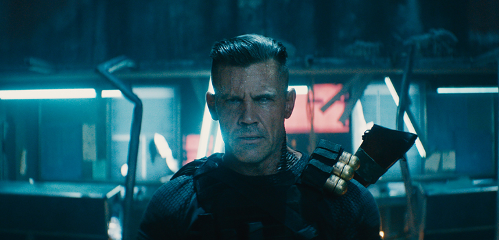 Josh Brolin on Deadpool 2 and keeping a straight face as Cable
