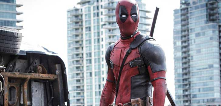 Our favourite words of wisdom from Deadpool