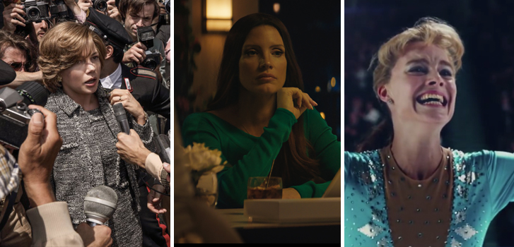 All the Money in the World, Molly's Game and I, Tonya top our What to Watch weekend preview