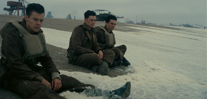 Five Reasons to See Dunkirk