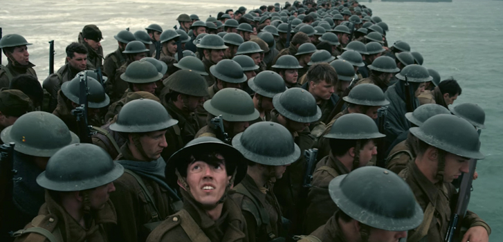 First Dunkirk teaser promises another epic ride from Christopher Nolan