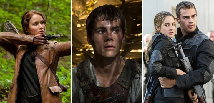 Celebrating Maze Runner: The Death Cure with our Top 5 Dystopias on Film