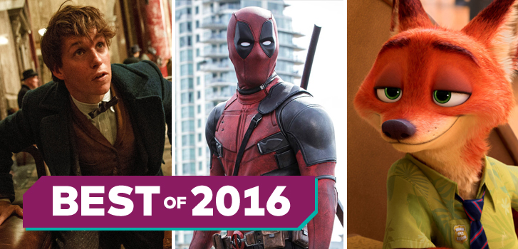 Top 10 Biggest Box Office Results of 2016